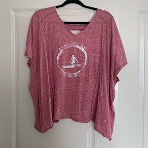 Free People Casual Shirt M